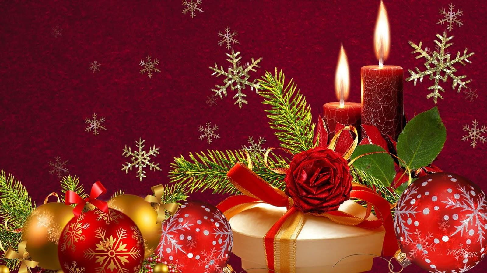 Fondos de pantalla navideños para descargar
