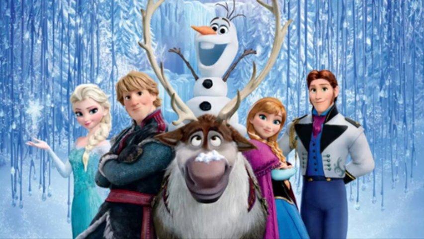 Frozen Película Completa En Español