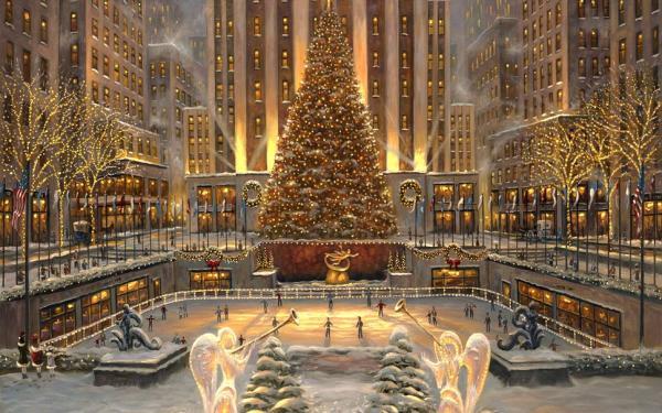 Cómo Pasar La Navidad Fuera De Casa