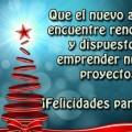 Imagenes Navideñas Con Mensaje De Año Nuevo Para Compartir En Facebook