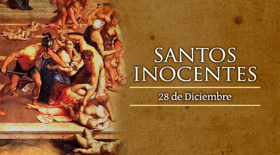 Santos Inocentes Martires