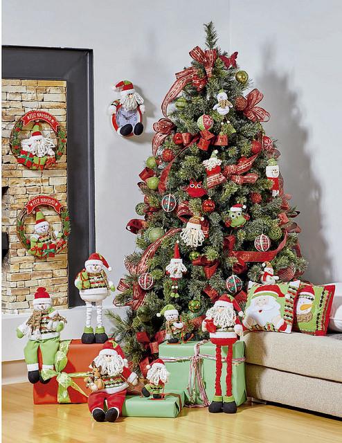 Estilo de decoracion para navidad para navidad for Decoracion 2016 navidad