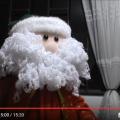 Cómo Hacer Un Papa Noel De Pie – Manualidades Navideñas