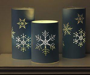 Imagenes Con Ideas Rápidas Para Decorar En Navidad