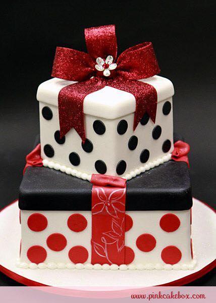 Ideas para hacer pasteles navideños