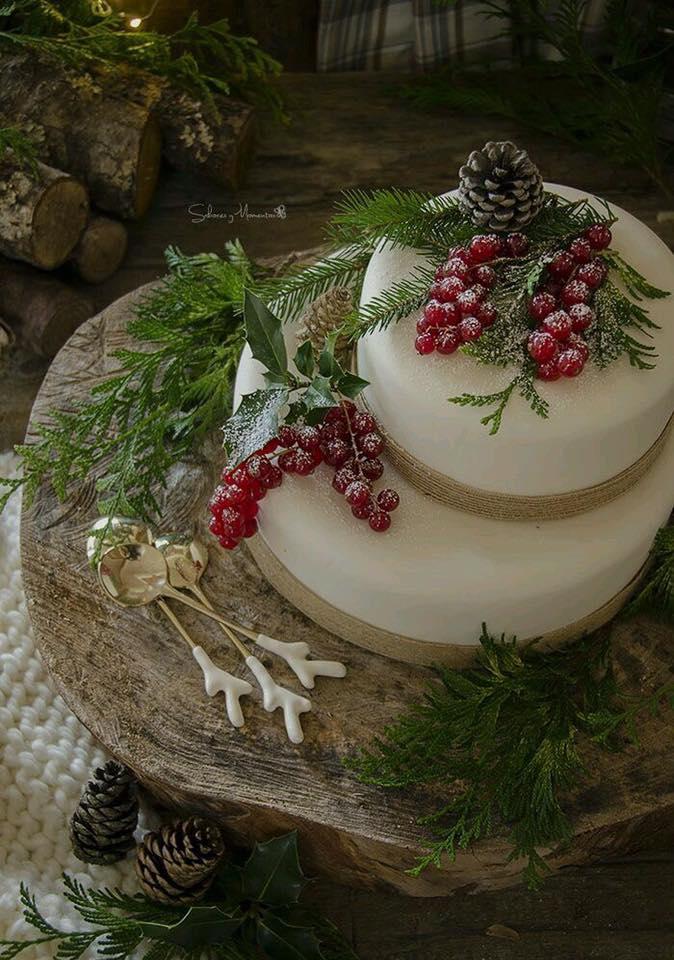 Imagenes de pasteles navideños ideas