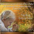 Imagenes con Mensajes Biblicos Para El Día De Acción De Gracias