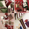 Imagenes De Cojines Navideños Para Decorar En Navidad