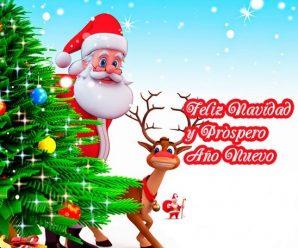 Imagenes Con Mensajes Cortos De Feliz Navidad Y Prospero Año Nuevo