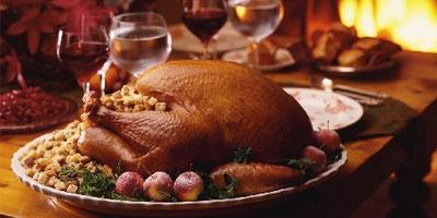 Cómo Preparar Un Pavo Relleno Para La Cena De Navidad