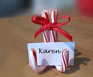Imagenes con ideas para realizar marcadores de navidad
