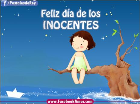 Feliz día de los inocentes imagenes para enviar
