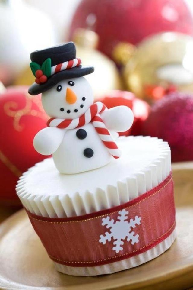 ideas para galletas y ponquesitos navideños