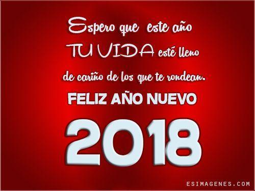 mensaje feliz año nuevo para facebook