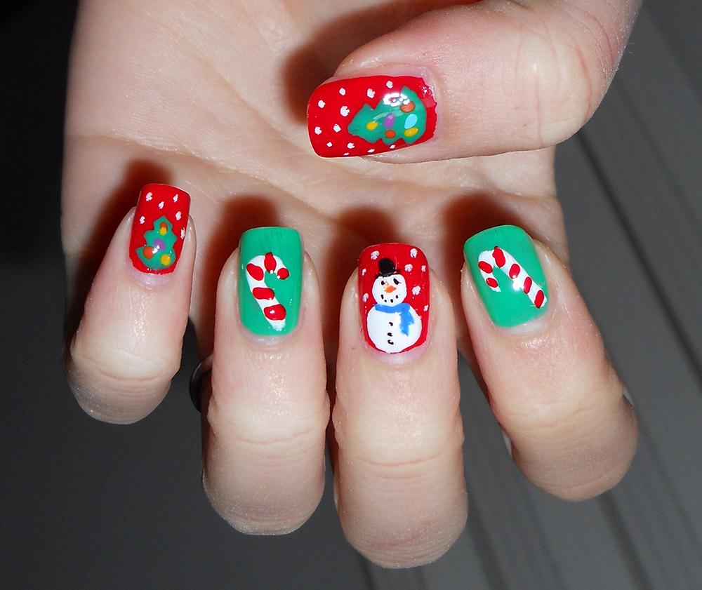 disenos-para-decorar-tus-unas-en-navidad