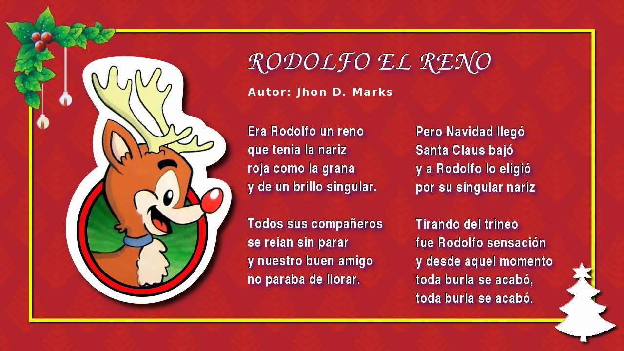 Rodolgo El Reno - Villancicos Navideños