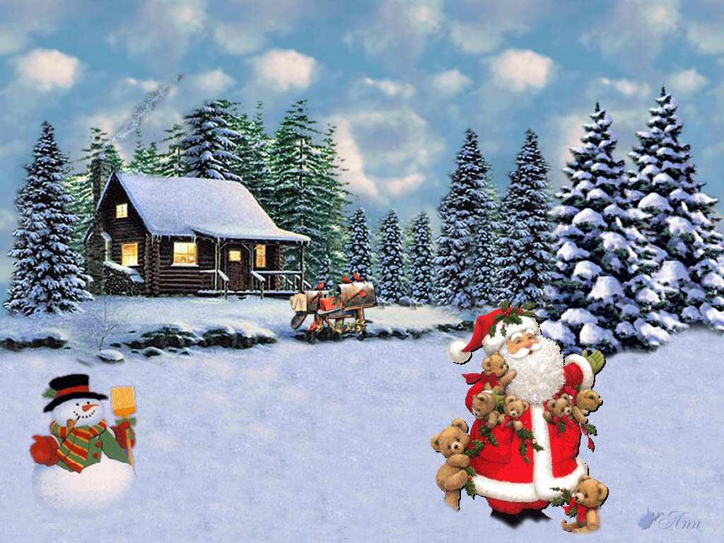 Imagenes De Navidad Para El Fondo De Escritorio