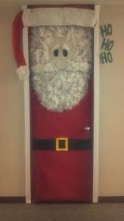 Santa claus decoración navideña