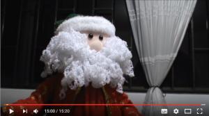 Cómo Hacer Un Papa Noel De Pie - Manualidades Navideñas