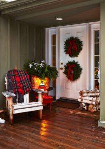 decoracion-del-portico-cubierto