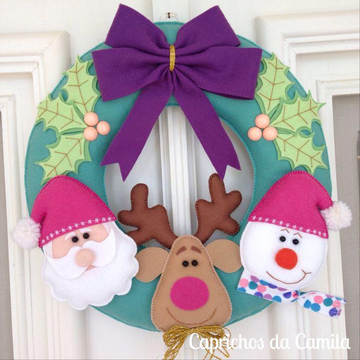 ideas-para-coronas-de-navidad