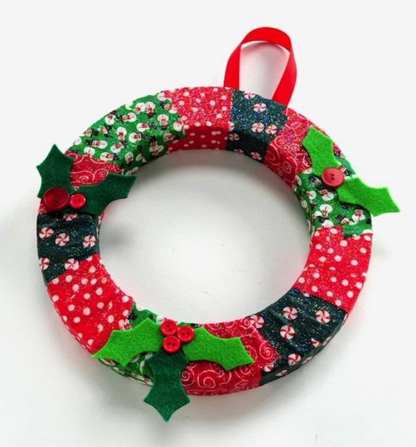 Ideas para realizar coronas de navidad en casa