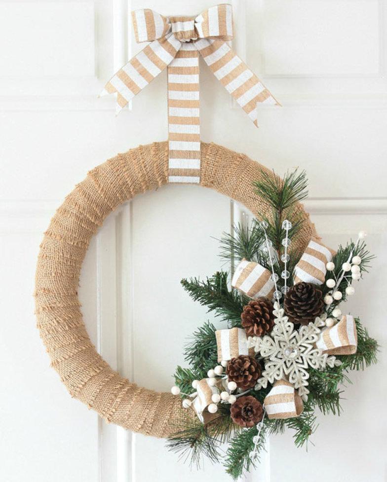 imagenes-con-ideas-de-coronas-de-navidad-para-decorar-la-puerta