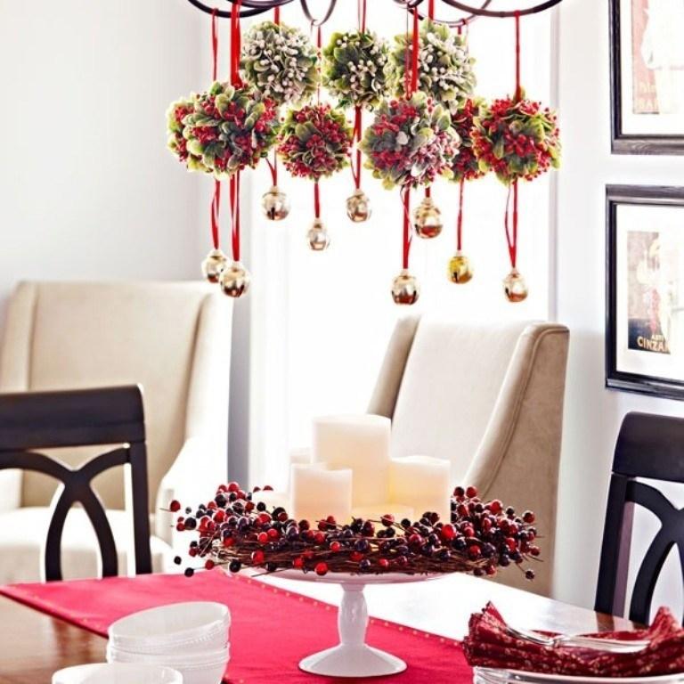 como-decorar-el-techo-en-navidad