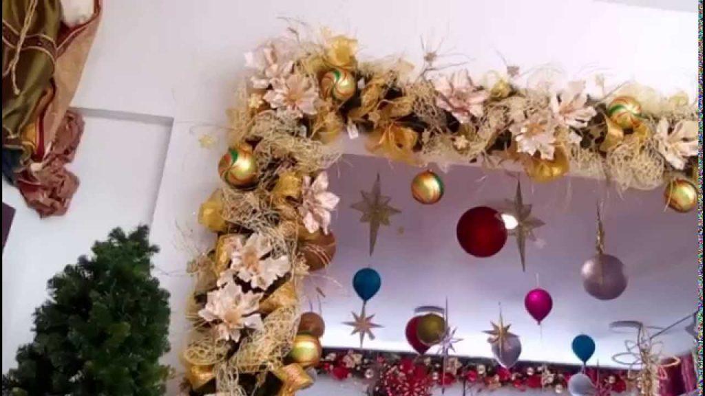imagenes-con-decoraciones-navidenas-para-el-techo