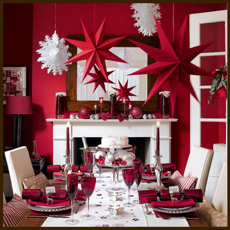 imagenes-con-ideas-para-decorar-en-navidad-el-techo