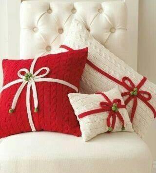 imagenes-con-cojines-de-navidad-para-decorar