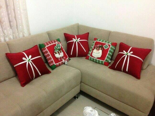 imagenes-con-decoraciones-con-cojines-de-navidad