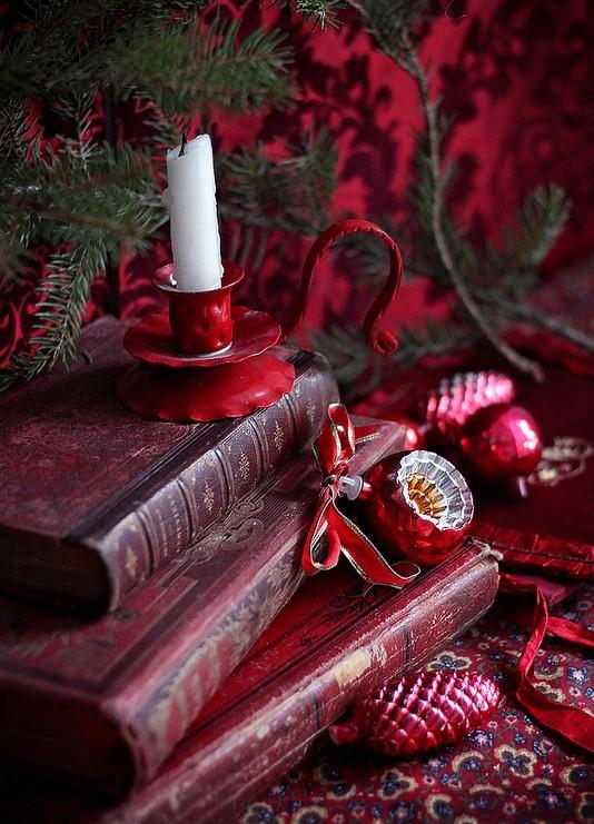Imagen navideña para fondo de celular