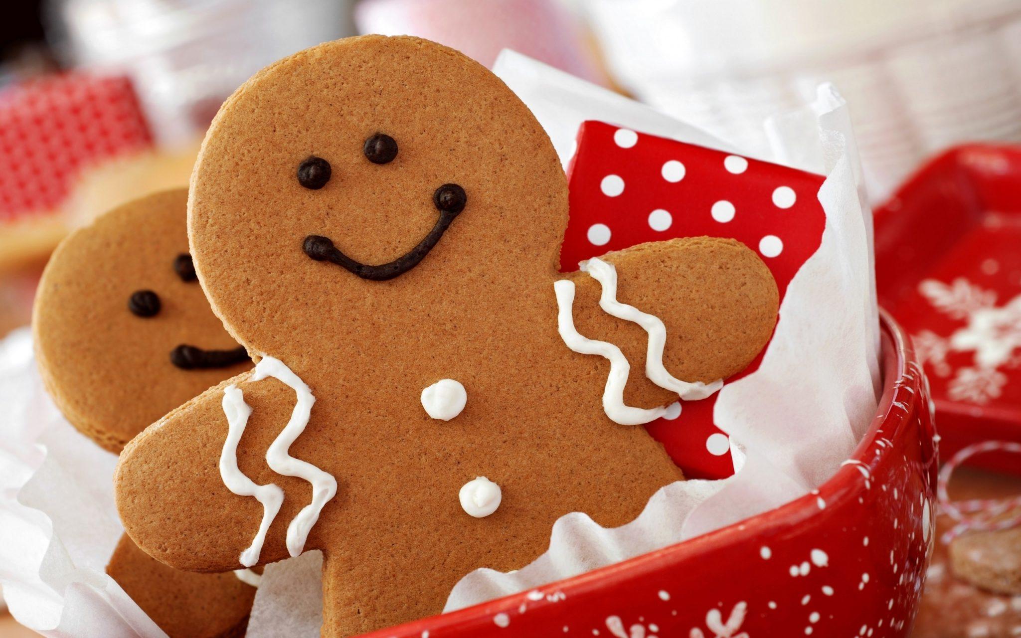 Fondos De Pantalla De Galletas: Fondos De Navidad