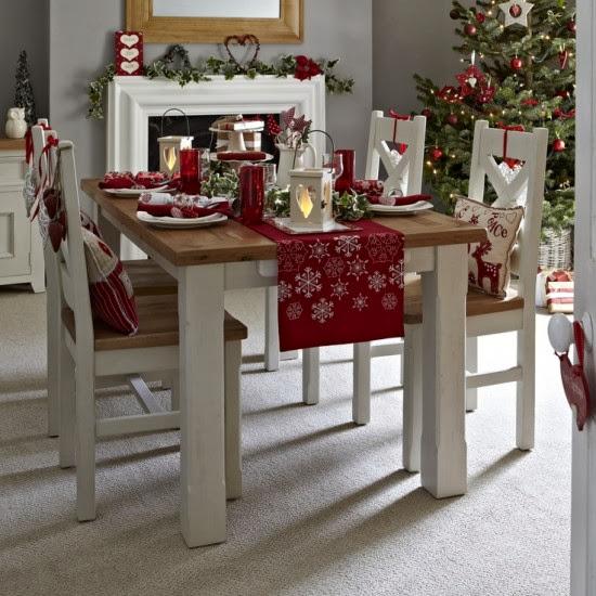 Ideas Para Una Decoración Moderna en Navidad