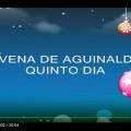 Novena de Aguinaldos Quinto Dia