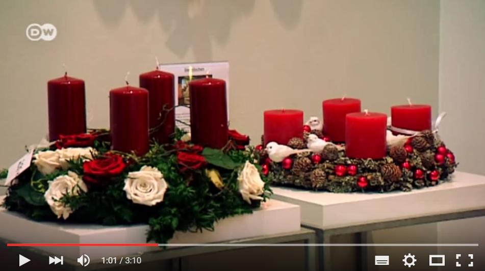Tradiciones de Adviento en Alemania | Euromaxx