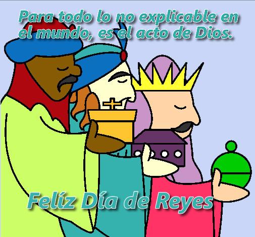 Imagenes Con Frases Feliz Dia De Reyes