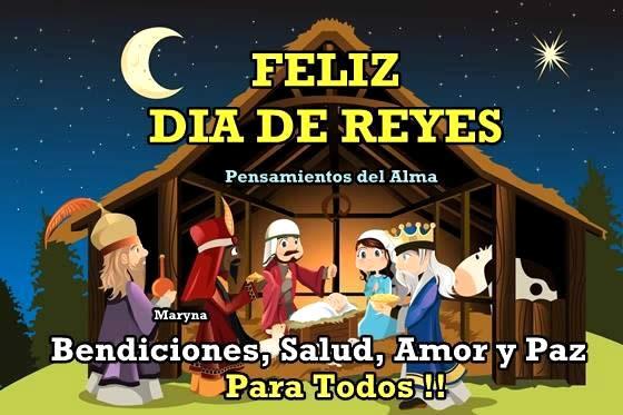 Postales para el Dia De Reyes