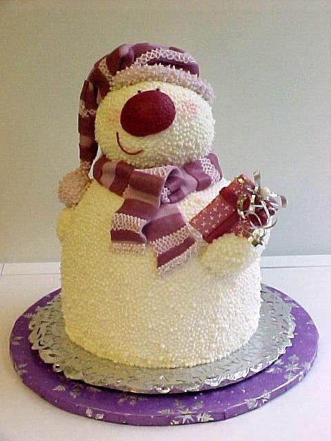 Ideas para hacer tus tortas navideñas