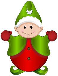 Descarga tiernos duendes navideños