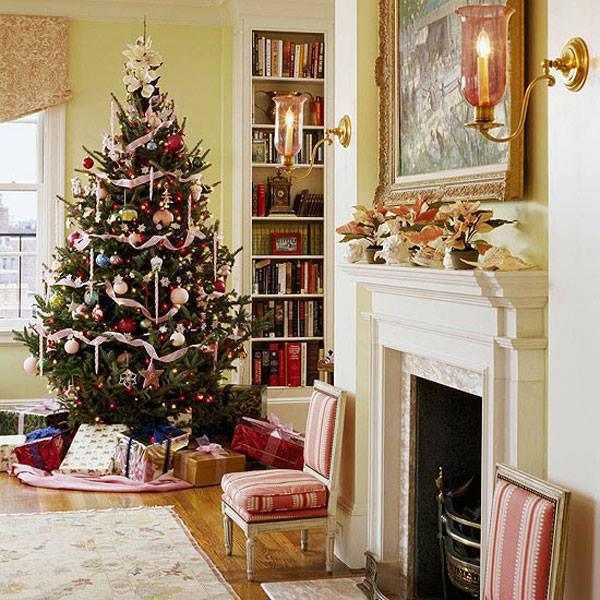 Ideas para decorar el árbol esta navidad