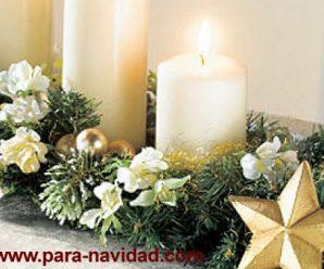 Adviento Navideño, Plata Y Verde