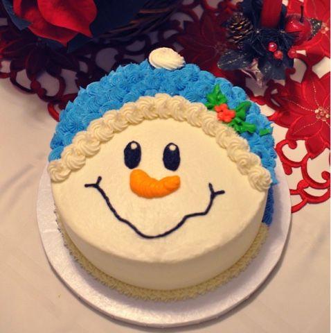 Ideas de pasteles para navidad