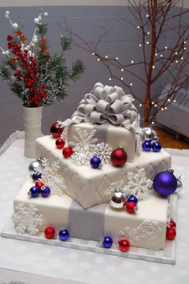 Ideas para realizar tu pastel de navidad