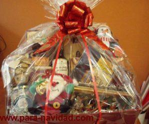 Canastas De Fin De Año Y Navidad
