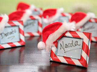 marcadores navideños