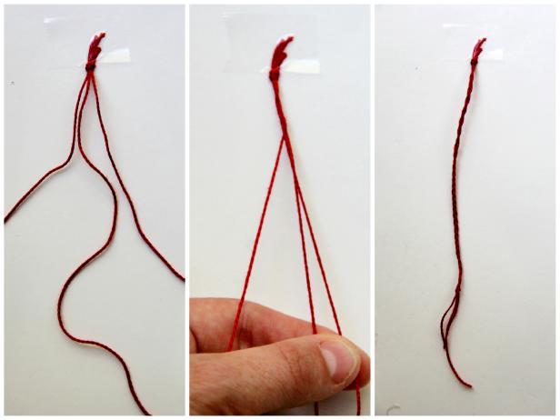 como hacer manualidad bota elfo para navidad