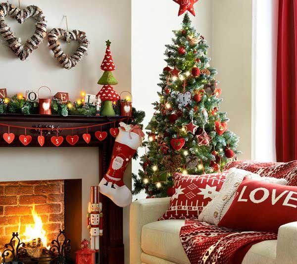 Ideas De Decoración Para Navidad