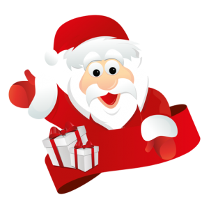 Papa noel formato png
